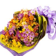 꽃다발 b456